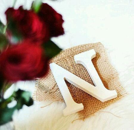 تصاویر پروفایل حرف N