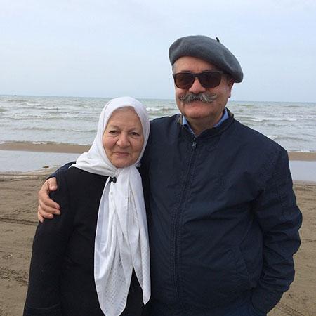 رابعه مدنی,بیوگرافی رابعه مدنی,تصاویر رابعه مدنی و امیرشهاب رضویان
