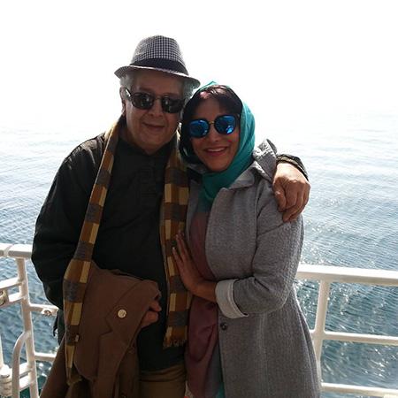 عکس های رضا فیاضی, رضا فیاضی در معمای شاه, رضا فیاضی و همسرش