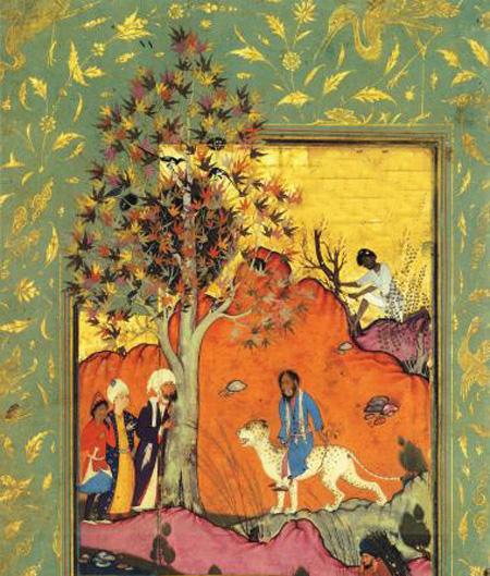 حکایت گلستان سعدی, حکایت های آموزنده