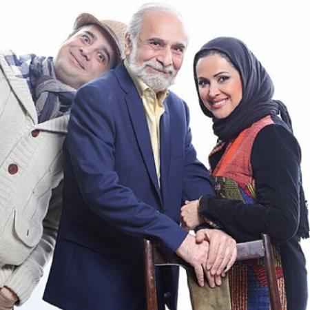 سعید امیر سلیمانی و همسرش, سعید امیر سلیمانی و فرزندانش, بیوگرافی سعید امیر سلیمانی