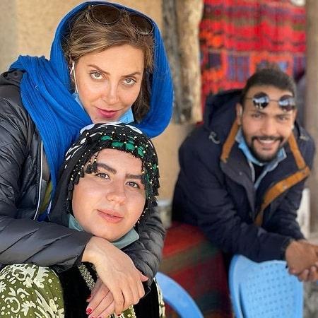 صهبا شرافتی با همسرش, صهبا شرافتی کیست, عکس های  صهبا شرافتی