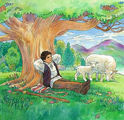 داستان جالب حکمت خدا,داستان کوتاه آموزنده,داستان کوتاه