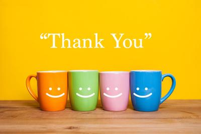 جمله تشکرآمیز از مدیر ها, جملات تشکرآمیز