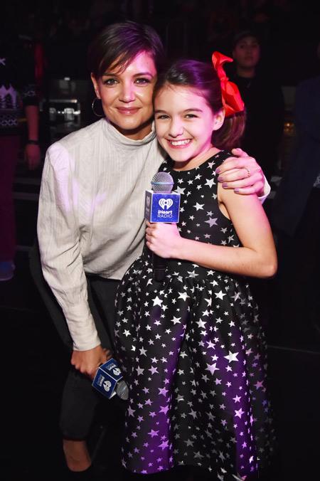 تام کروز,تام کروز و فرزندش,دختر تام کروز