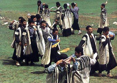 بازی محلی بوشهر, نام چند بازی محلی