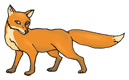 ضرب المثل ,ضرب المثل ایرانی,ضرب المثل به روباه گفتند شاهدت كيه گفت دمم