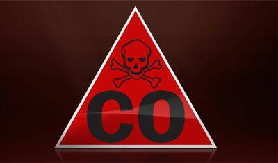 توصیههای گازگرفتگی, علایم گازگرفتگی با مونواکسید کربن