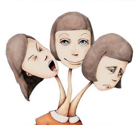 عوامل اسکیزوفرنی,علائم اسکیزوفرنی,اسکیزوفرنی