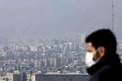 Image result for آلودگی هوا