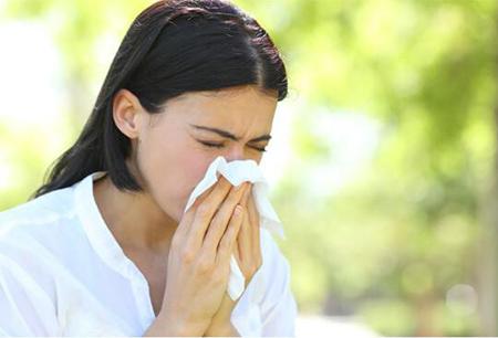 علایم حساسیت, آلرژی
