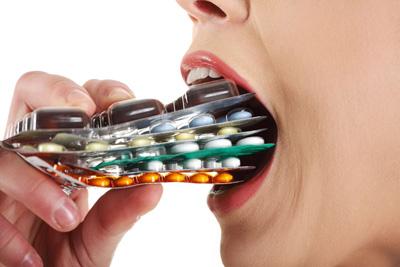 درمان عفونت های باکتریایی, مصرف بیش از حد آنتی بیوتیک