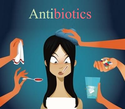 انواع آنتی بیوتیک, عوارض آنتی بیوتیک