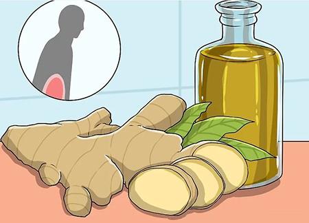 درمان حالت تهوع با رایحه درمانی, تسکین سریع حالت تهوع