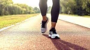 پیاده روی,فواید پیاده روی,چگونه با پیاده روی لاغر شویم