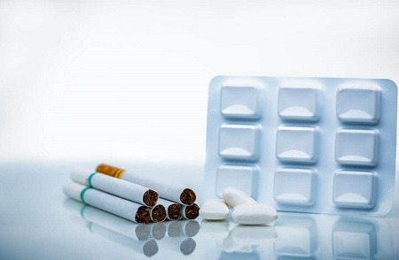 عوارض آدامس ترک سیگار, آدامس ترک سیگار, آدامس ترک سیگار چیست