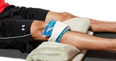 درمان نرمی کشکک زانو, درد مزمن زانو