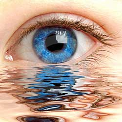 تقويت چشم