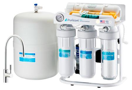 آلودگی آب,دستگاه تصفیه آب,آلودگی آب مصرفی