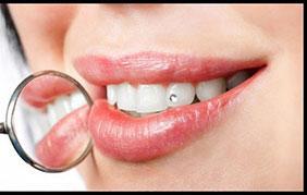 ترمیم دندان,معاینه دندان،درمان لثه