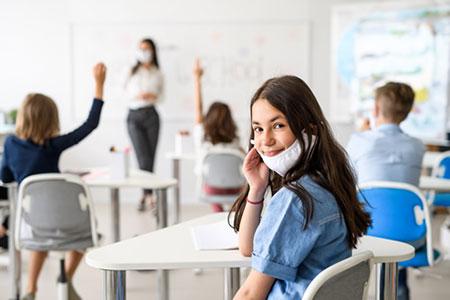 مراقبت و کنترل بیماری کرونا در مدارس, توصیه های مرتبط با ویروس کرونا در مدارس