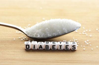 افزایش  قند خون, بیماری دیابت
