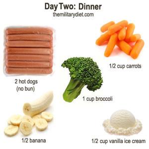 رژیم غذایی برای لاغری, رژیم غذایی برای کاهش وزن