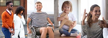 درباره معلولیت وانواع آن, معلولیت شنوایی