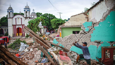 علت وقوع زلزله, نکات ایمنی هنگام وقوع زلزله