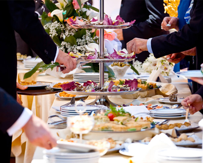 اصول تغذیه سالم, آداب غذا خوردن
