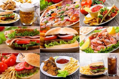فشار خون بالا, غذاهای ناسالم