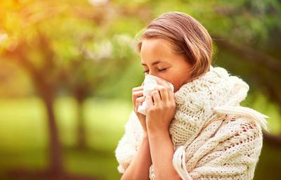 آلرژی فصلی, آلرژی تنفسی