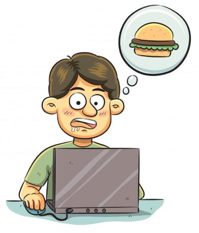 غذاهای دیر هضم, سیاهی زیر چشم