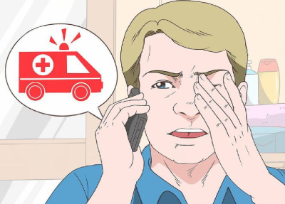 علت سرطان چشم, علائم سرطان چشم