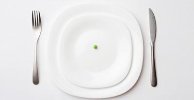 برنامه رژيم غذايي, رژيم غذايي براي لاغري