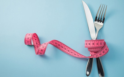 برنامه غذايي براي کاهش وزن, رژيم غذايي براي کاهش وزن