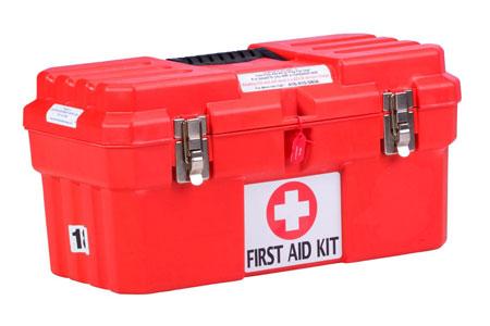 جعبه کمک های اولیه کوچک, جعبه کمک های اولیه دیواری