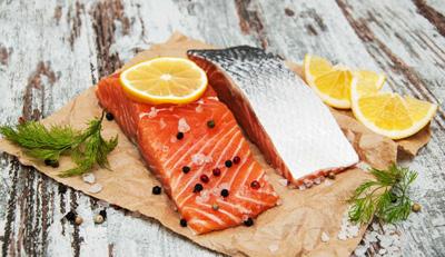 منبع غنی از ویتامین دی, فواید خوردن ماهی