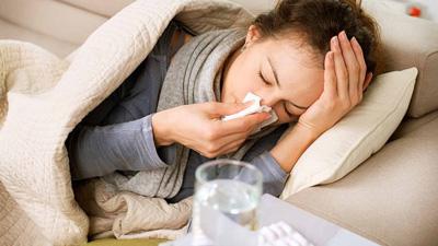 نشانه های شایع ابتلا به آنفلوآنزا, سرماخوردگی و آنفلوانزا