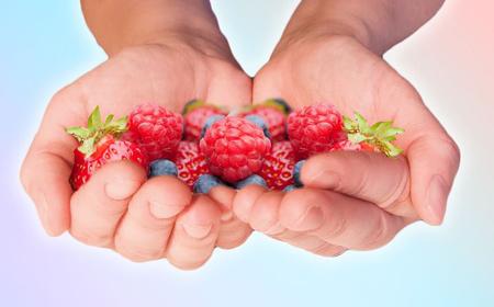 چگونه پرخوری نکنیم, کالری غذا