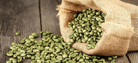 خواص قهوه سبز و تاثیر آن بر لاغری