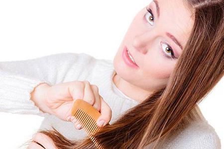 علل ریزش مو در شیردهی