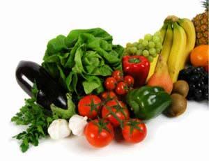 دستگاه گوارش, تغذیه سالم, میوه های قرمز