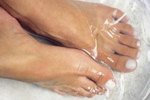 پینه پا, درمان پینه پا, سنگ پا