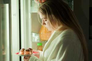 چربی شکم, اثرات چاقی