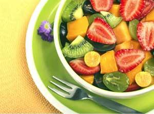 کاهش وزن, تغذیه سالم
