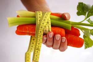سبزیهای كمكالری, اضافه وزن
