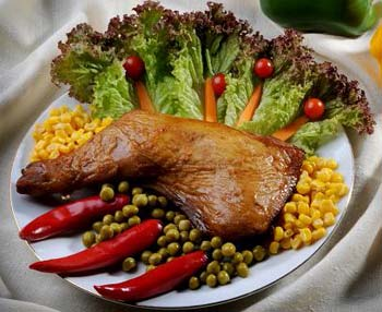هضم غذا, کورن فلکس, میوه خشک و آجیل