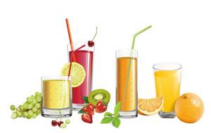نوشیدنیهای ترش و اسیدی, دهان و دندان