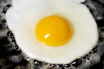رژيم غذايي, سلامت بدن, زرده تخم مرغ